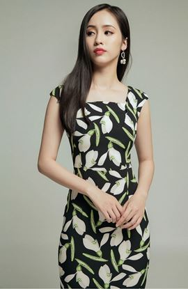 Picture of Dress streetwear MS DS0003